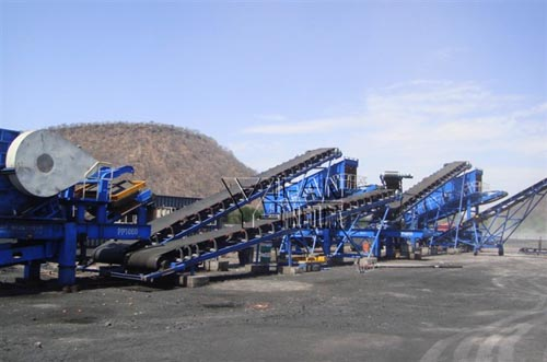 Crushing and Screening Equipment
