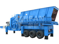 <b>Mobile Rock Crusher</b>