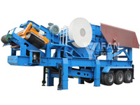 <b>Mobile Jaw Crusher</b>