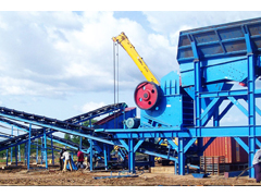 Mobile Crusher Employed In Afri